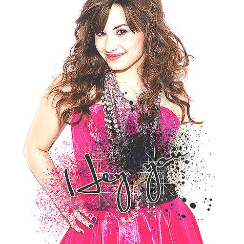 Demi Lovato wallpaper probably containing a polonaise titled Demi
