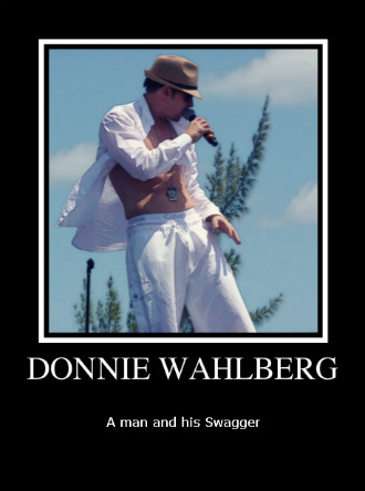 Donnie's Swagger