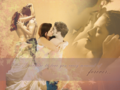 Edward &amp; Bella - edward-cullen wallpaper