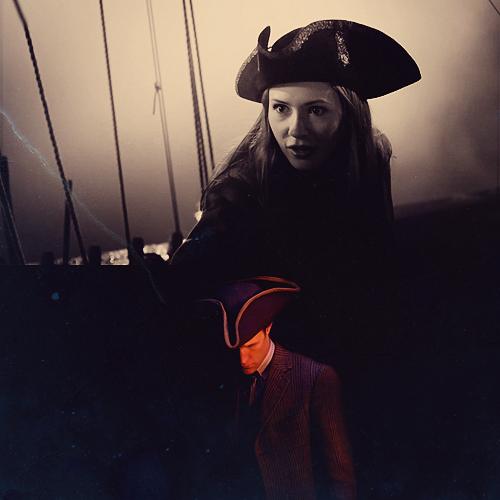 Eleven/Amy Pirates