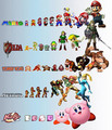 Epic Characters - Evolution - nintendo photo