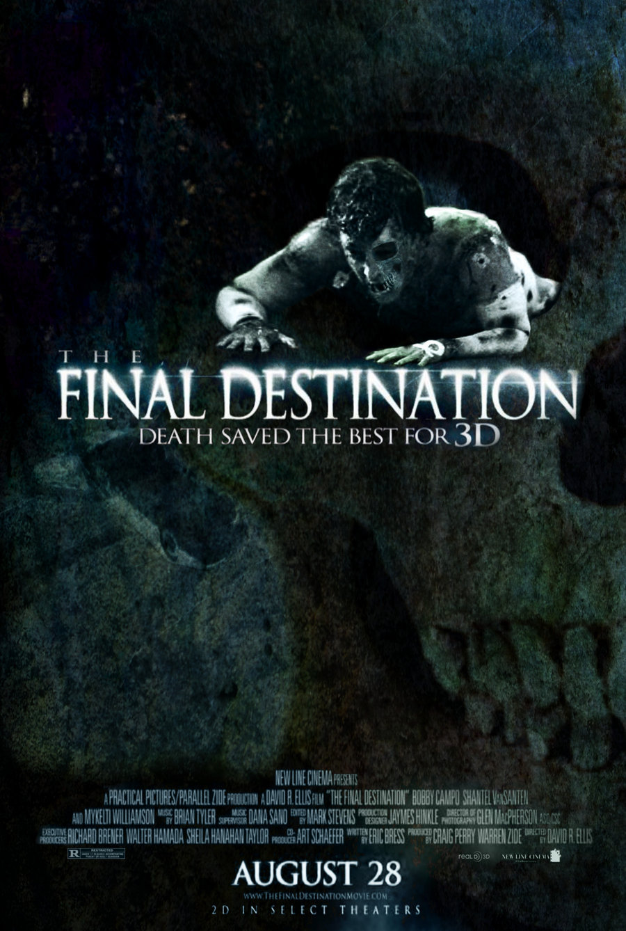 Final Destination 5 images Final Destination Poster HD ...