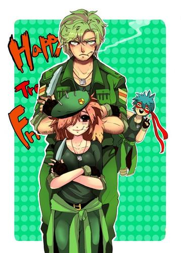 Flippy x Flaky