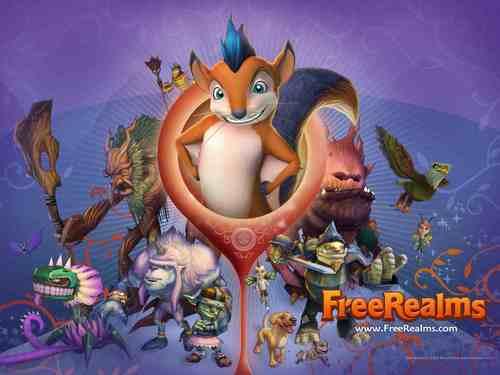 Free Realms wallpaper