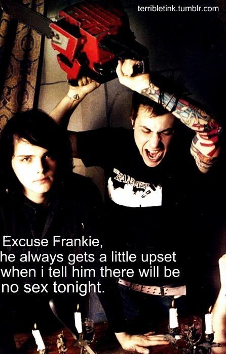 Meme Frerard Frank Iero Gerard Way Genuardis Portal