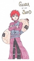 Gaara of the Sand - gaara-of-suna fan art