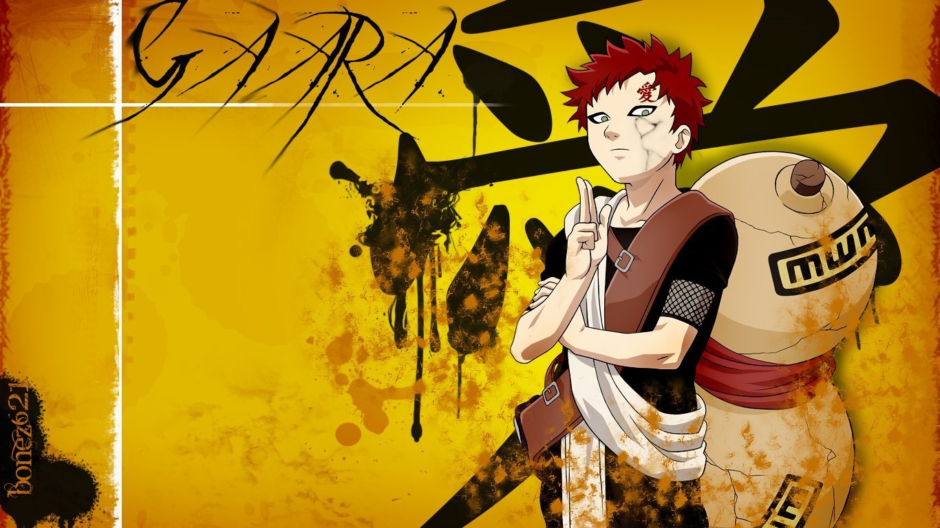 Gaara wallpaper - Suna no Gaara Photo (22070419) - Fanpop