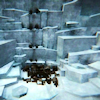 Game of Thrones photo possibly containing an igloo and a snowbank entitled The Wall