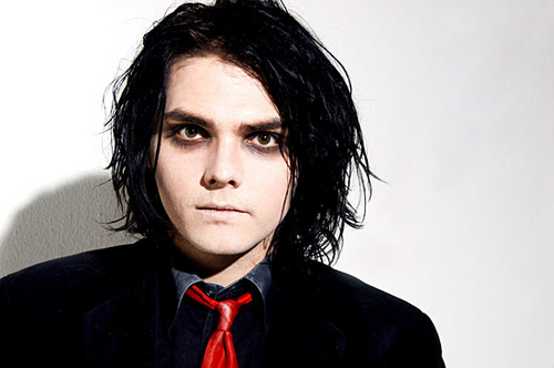 Gerard Way wallpaper with a business suit, a suit, and a well dressed person called Gee