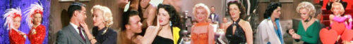 Gentlemen Prefer Blondes - Banner