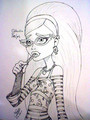 Ghoulia Fan Arts♥ - ghoulia-yelps fan art