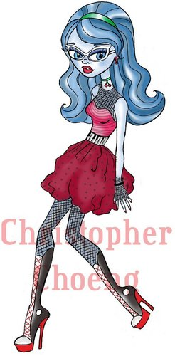 Ghoulia Фан Arts♥