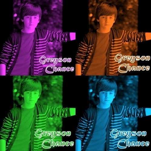 Greyson Chance <3