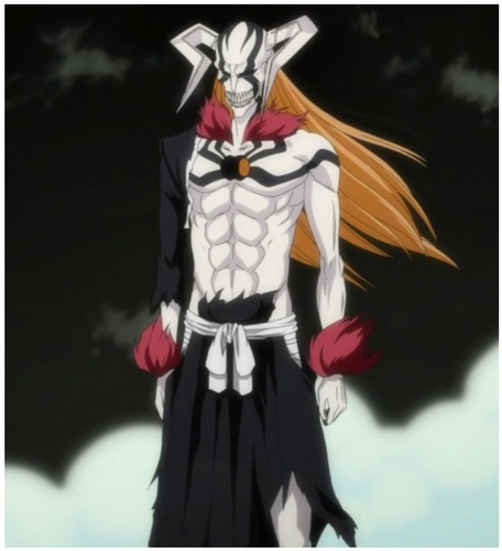 animê bleach wallpaper probably with a surcoat, sobretudo titled HOLLOW