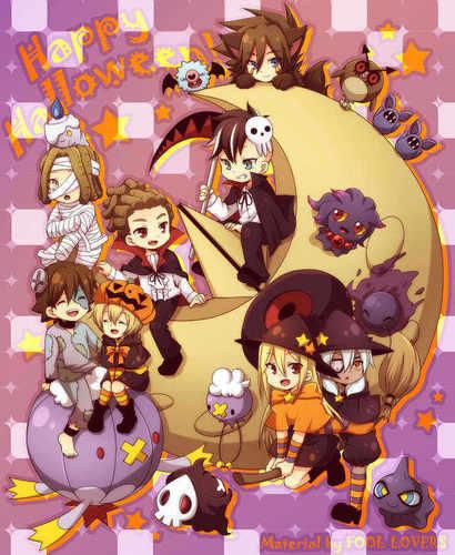 Halloween X-over