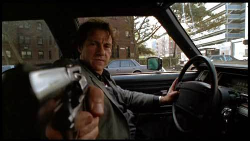 Harvey Keitel in bad Lieutenant 1992