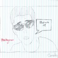 Hockeyman - onision fan art
