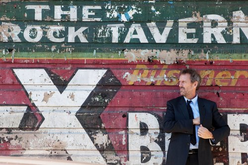 Hugh Laurie- Photoshoot 'Let Them Talk' (large version)