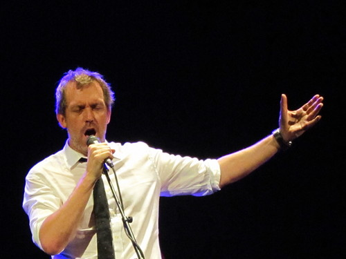 Hugh laurie trianon battle of jerico