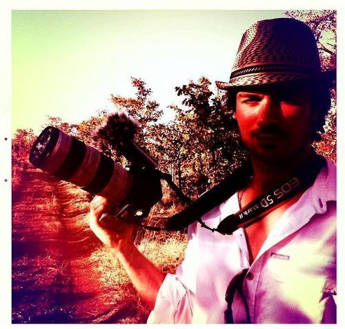 Ian Somerhalder- New Twitter Pic