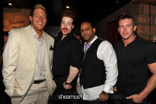 Jack Swagger,Sheamus,MVP,Ted Dibiase