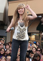 Jennette McCurdy - Tour 2011 - jennette-mccurdy photo