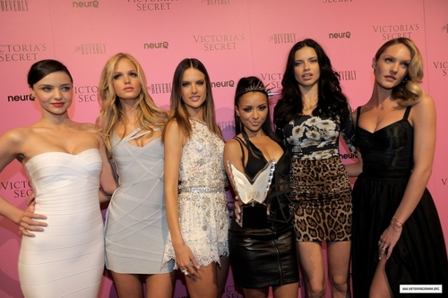 """Kat @ Victoria's Secret's 6th Annual """"What Is Sexy? List: Bombshell Summer Edition"""" Celebration"""