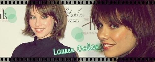 Lauren Cohan fan art