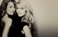 Lea&Dianna.  - lea-michele-and-dianna-agron fan art