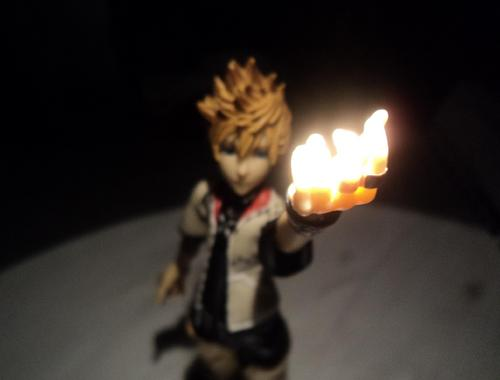 Kingdom Hearts fond d'écran with a candle titled Light