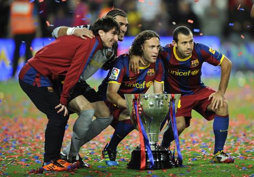 Lionel Messi(Barcelona vs Deportivo La Coruna)