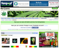 Look at the Ads - marijuana photo