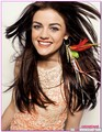 Lucy Hale Covers Seventeen Magazine - lucy-hale photo