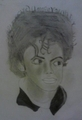 MJ drawing - michael-jackson photo