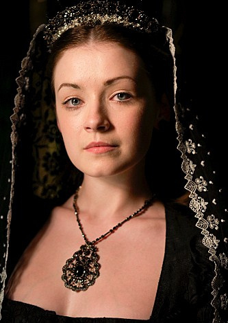 The Tudors 바탕화면 called Mary Tudor