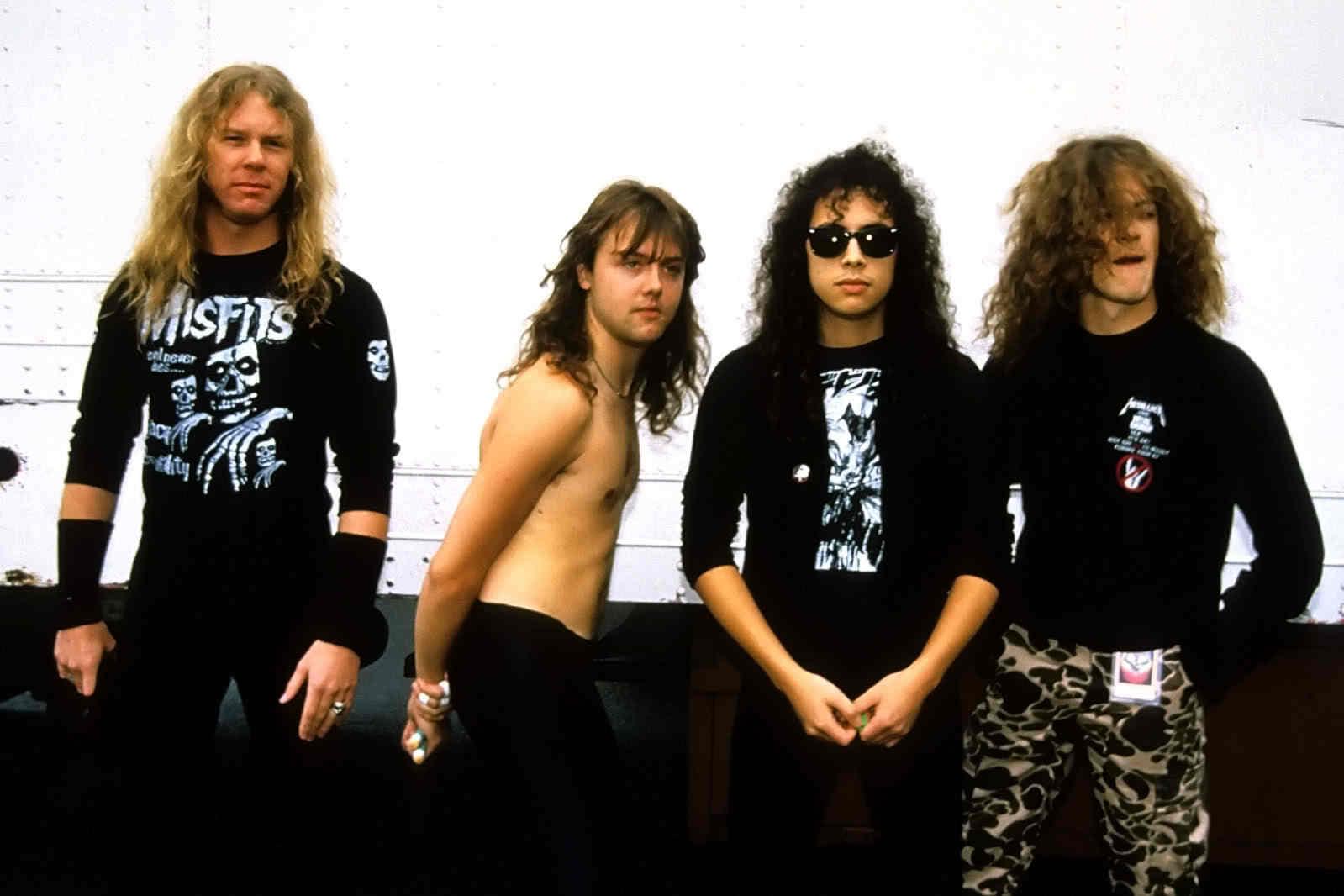 Metallica - Metallica Photo (22043422) - Fanpop