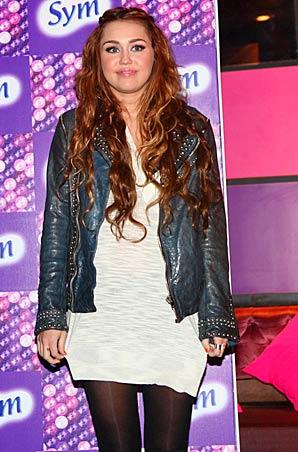 Miley - Private Eu Quero Sym Party Festa no Brazil (15th May 2011