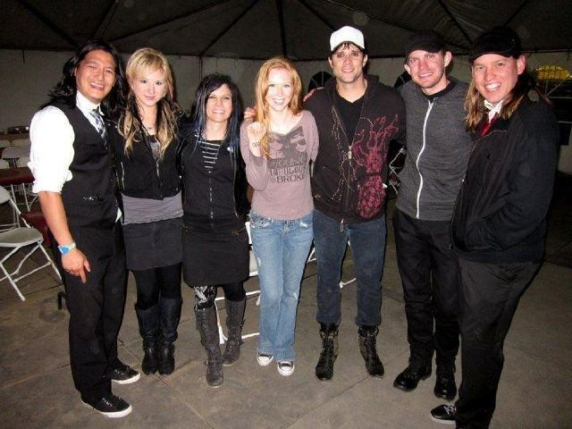 Molly and Skillet
