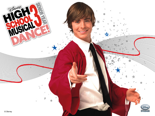 High School Musical 3 wallpaper possibly containing a well dressed person, a business suit, and an outerwear called My Favorite Wallpaper