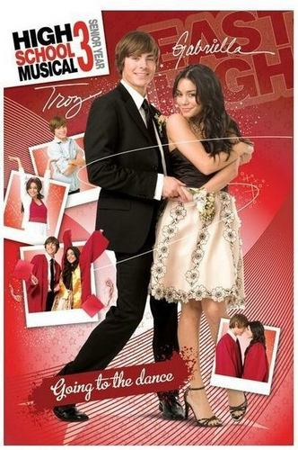 High School Musical 3 wallpaper probably containing a business suit, a cocktail dress, and a well dressed person titled My Zing Me avatar <3