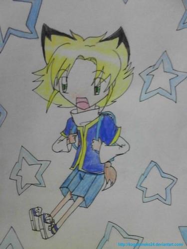 My horrible drawings D: