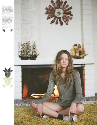 New foto of Noot Seear in Foam Magazine