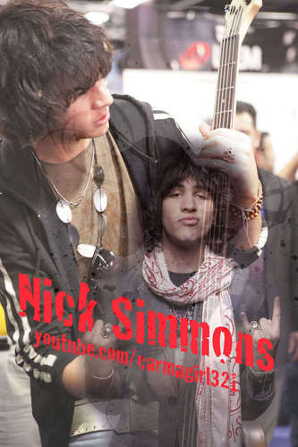 Nick Simmons
