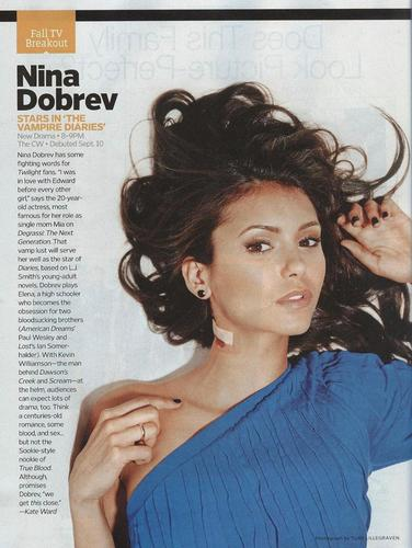 Nina Dobrev <3