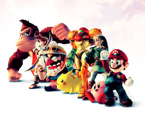 任天堂 Characters