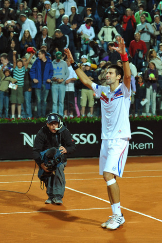 Novak! 37 Wins & Counting (Love Everyfing Bout The Serbernator) 100% Real ♥