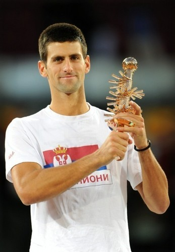 Novak! 37 Wins & Counting (Love Everyfing Bout The Serbernator) 100% Real ?