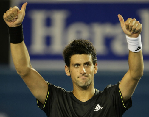 Novak!! (Love Everyfing Bout The Serbernator) 100% Real ♥