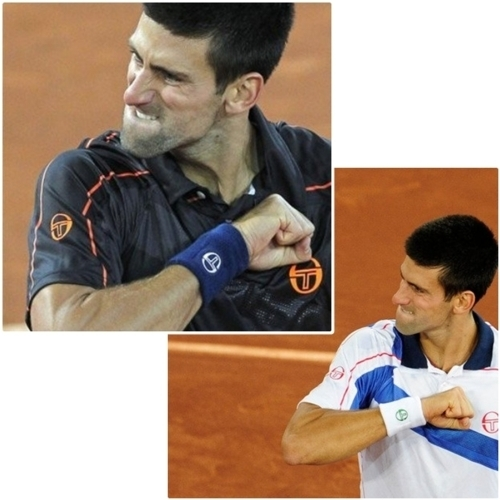 Novak! (Love Everyfing Bout The Serbernator) 100% Real ?