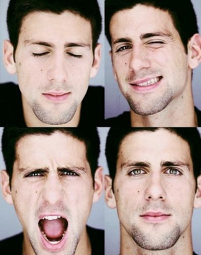 Novak! (Love Everyfing Bout The Serbernator) 100% Real ♥